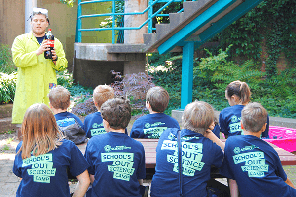 Kentucky Science Center School's Out Science Camps